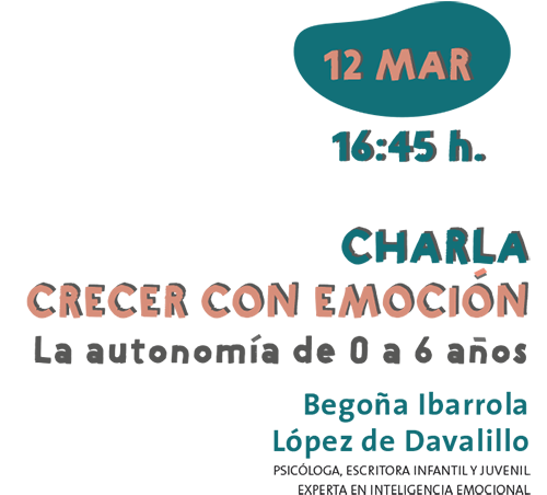 charla marzo